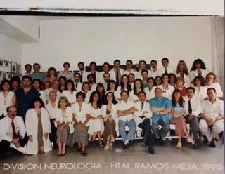 X Jornadas del Centro Universitario de NeurologíaHospital Ramos Mejía Dra. Lucrecia Lopez